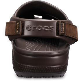 Crocs Yukon Vista Clogs Heren, espresso/espresso